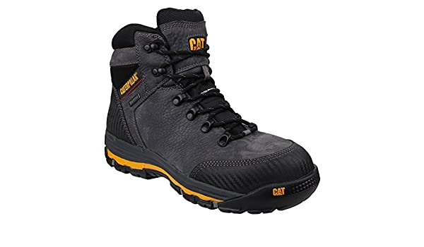Business & Industrial Caterpillar Cat Munising S3 Src Mens Steel Toe Cap Waterproof Safety Boots Ppe