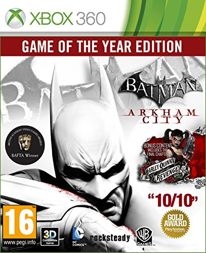 Batman: Arkham City - Game of the Year [Importación Inglesa]