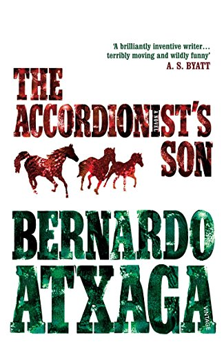 The Accordionist's Son por Bernardo Atxaga
