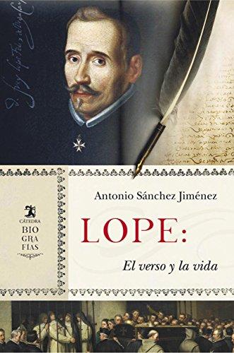 Lope: El verso y la vida (Biografías) eBook: Sánchez Jiménez ...