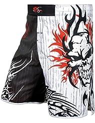 Gel Short mma UFC lutte Combat courtes Kick boxe Muay Thai Cage Pantalon Gym