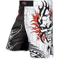 Pantalones cortos para Artes Marciales Mixtas (MMA), lucha, boxeo, Muay Thai, jaula, Gimnasio.