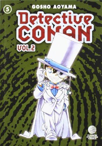Detective Conan Ii Nº 05