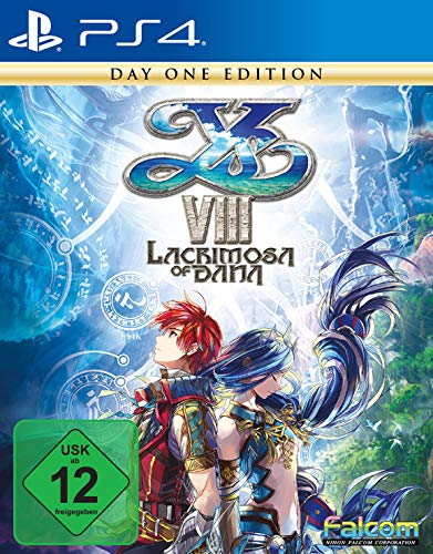 Ys VIII: Lacrimosa of DANA [Playstation 4]