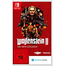 Video Games & Consoles Wolfenstein The New Colossus Collectors Edition Xbox One Gebraucht