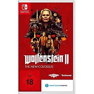 Wolfenstein II: The New Colossus – [Nintendo Switch]