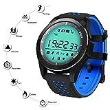 Best Relojes Android - Reloj Deporte Inteligente QIMAOO F3 Smart Watch Bluetooth Review
