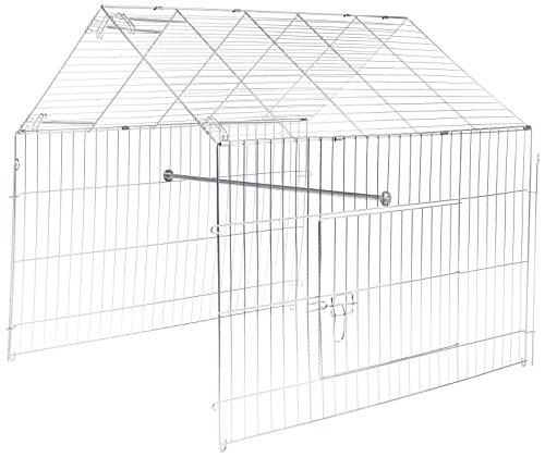 Kerbl Petits Animaux Extension d'Enclos 110x103x103 cm
