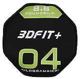 BFIT AB8217-4 Neoprene Sandbell, 4 kg