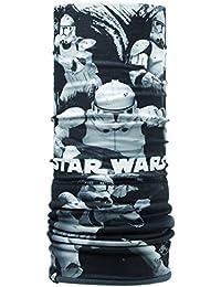 Buff Polar, Foulard multifunction Niños, Multicolor (Star Wars Clone Wars/Grey), Talla única