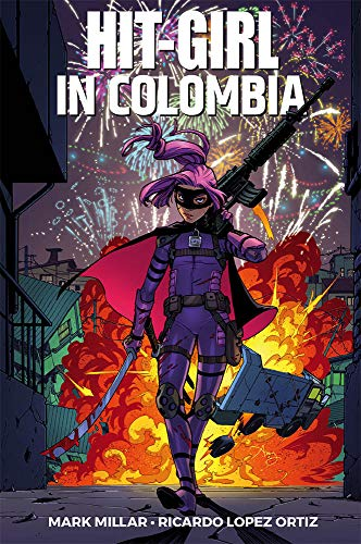 Hit girl in Colombia