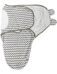 Pueri Saco de Dormir Bebés Recién Nacidos Peleles Bebés Infantiles de Primavera Verano y Otoño Cuna