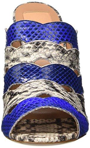 Kallisté - 5659, Sandali Donna Blu (Blau (ROCCIA+BLUETTE))