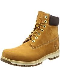 TIMBERLAND - Redford 6 Boot WP Red Br - Herren Boots - Braun Schuhe in Übergrößen