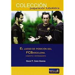 El juego de posición del FC Barcelona (Preparacion Futbolistica)