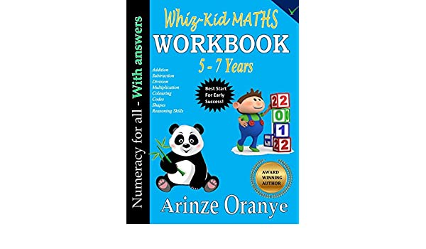 Buy Whiz-kid Maths 5-7 Book Online at Low Prices in India | Whiz-kid ...