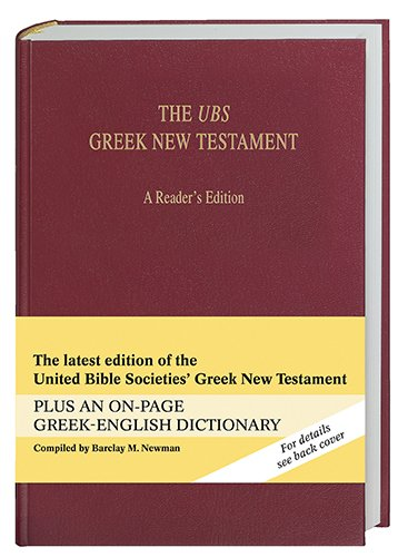 the-ubs-greek-new-testament