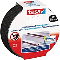Tesa 55588-00001-00 antideslizante cinta, negro