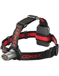 Coast HL44 - Set de mantenimiento para acampada, color negro, talla 133 g