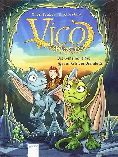 Vico Drachenbruder - Das Geheimnis des funkelnden Amuletts