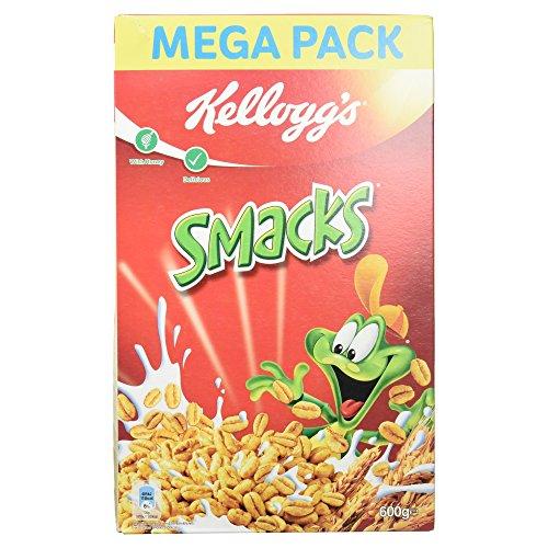 Kellogg's Smacks, 600g (Honig Cornflakes)