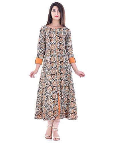 Kurti Women's Clothing Kurtis for Women Latest Designer Wear Kurti Collection in...