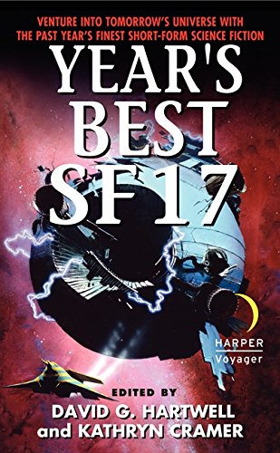 Year's Best SF 17 (Year's Best SF Series)