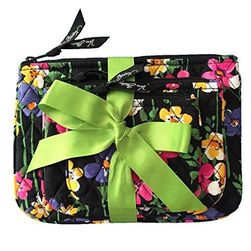 vera-bradley-cosmetic-trio-wildflower-garden-with-solid-black-lining-by-vera-bradley