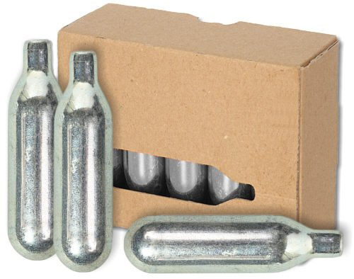51umNUfmS%2BL - Ilggro - CO2 cylinders for Beer Tap 16 G (Pack of 50)