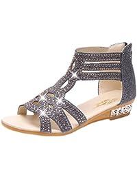 CLEARANCE SALE! MEIbax Damen Sommer Strand Bad Hausschuhe Casual Keil Sandalen Frauen Schuhe