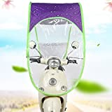 #7: DD Accessories Folding Scooter Electric Bike Umbrella Canopy Waterproof Windproof Cover Sunproof