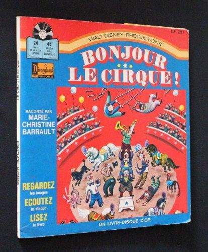 Bonjour le cirque !