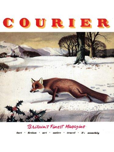 Magazine Art Prints Courier DEC 1962