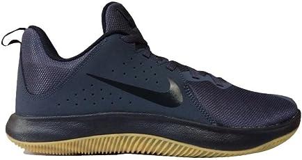 Nike Men's Blue Synthetic Basketball Shoes - 9
