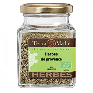 TERRA MADRE Herbes de Provence bio 40g - France