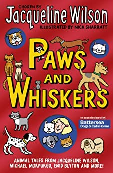 Paws and Whiskers by [Wilson, Jacqueline]