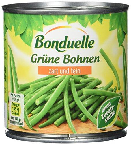 Bonduelle Grüne Bohnen sehr fein, 400 g