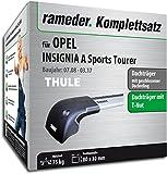 Rameder Komplettsatz, Dachträger WingBar Edge für OPEL Insignia A Sports Tourer (119037-07861-1)