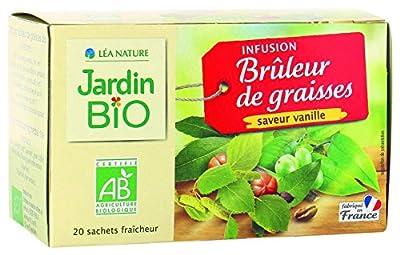 Jardin Bio Infusion Brûleur de Graisses 30 g