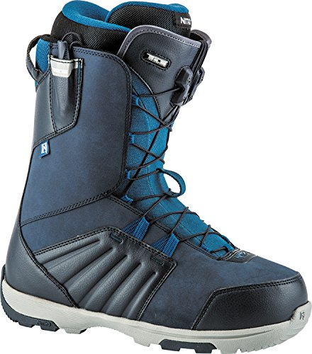 Nitro Snowboards Herren Thunder TLS'18 Snowboard Boot, Navy Blue, 27