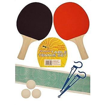 Table Tennis Set 2 Bats 3...