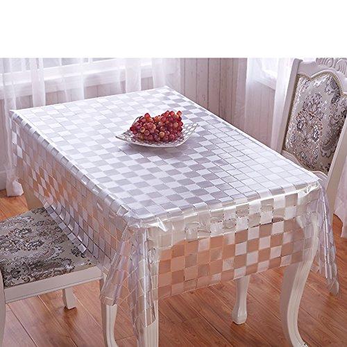 tovaglia/Impermeabile tovaglie usa e getta/ giardino tovaglia/PVCtovaglia/ olio-mat/Soft glass tavolino pad-K