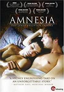 Amnesia: The James Brighton Enigma [DVD] [PAL]