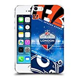 Head Case Designs Officiel NFL Bengals VS. Rams 2019 London Games Coque Dure pour...