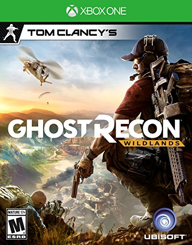 Ubisoft TC Ghst Recn Wldlnds ST XB1