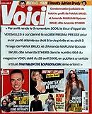 VOICI [No 992] du 13/11/2006 - MICHAEL YOUN - ADRIEN BRODY - MATTHIEU GONET - BRITNEY SPEARS - OLIVIA RUIZ AU MAROC - INGRID CHAUVIN