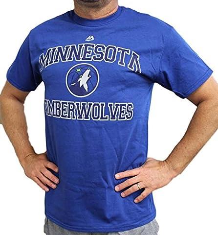 Minnesota Timberwolves Majestic NBA