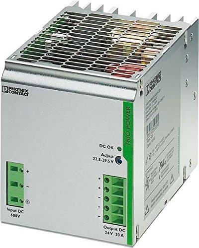 PHOENIX 2866530 - FUENTE ALIMENTACION TRIO-PS/600DC/24DC/20