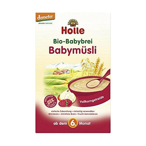Holle Bio Bio-Babybrei Babymüsli (12 x 250 gr)