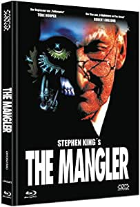 The Mangler [Blu-Ray+DVD] - uncut - auf 333 limitiertes Mediabook Cover C [Limited Collector's Edition]